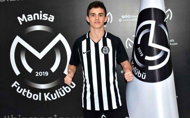 Fenerbahçe, Manisa Futbol Kulübü'nden Yiğit Kerem'i kadrosuna katmak istiyor