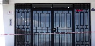 Kayseri'de 12 katlı apartman, karantinaya alındı
