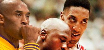 Scottie Pippen: Scottie Pippen: 'Kobe Bryant Michael Jordan'dan daha iyiydi'
