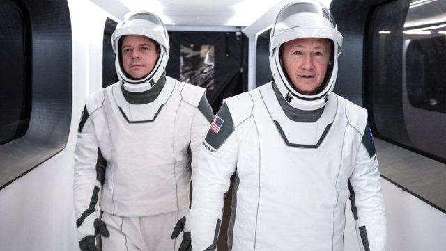 Son Dakika: NASA'nın 9 yıl sonra düzenleyeceği ilk insanlı uzay seferi 30 Mayıs'a ertelendi