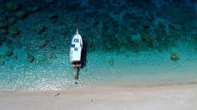 Türkiye'nin Maldivler'ini korona vurdu! Milyonlarca turist ağırlarken şimdilerde ıssız bir ada
