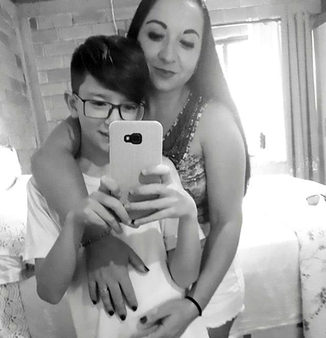 11 yaşındaki oğlunu öldüren anne, hiçbir şey olmamış gibi kayıp ilanı verdi