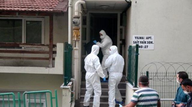 15 gündür haber alınamayan adam kokular gelmesi üzerine evinde ölü bulundu