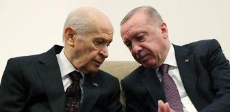 2 partinin seçime girmesini engellemeye yönelik MHP'nin 2, AK Parti'nin 4 önerisi var
