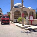 Karaman'daki camiler cuma namazına hazırlanıyor