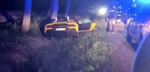 300 bin dolarlık lüks aracıyla kaza yapan PSG'li kaleci Bulka ölümden döndü