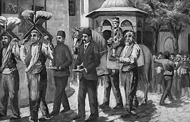 Amin Alayı nedir? Bedi Besmele ne demek? Amin Alayları tarihi nedir? Osmanlı'da ilk okula nasıl başlanır? Bedi besmele töreni nedir? Osmanlı'da eğitim