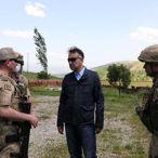 Bitlis Valisi Çağatay'dan PKK'lı teröristlere göz açtırmayan güvenlik güçlerine ziyaret