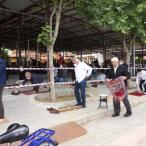 Ege'de cuma namazı salgın sonrası ilk kez kılındı