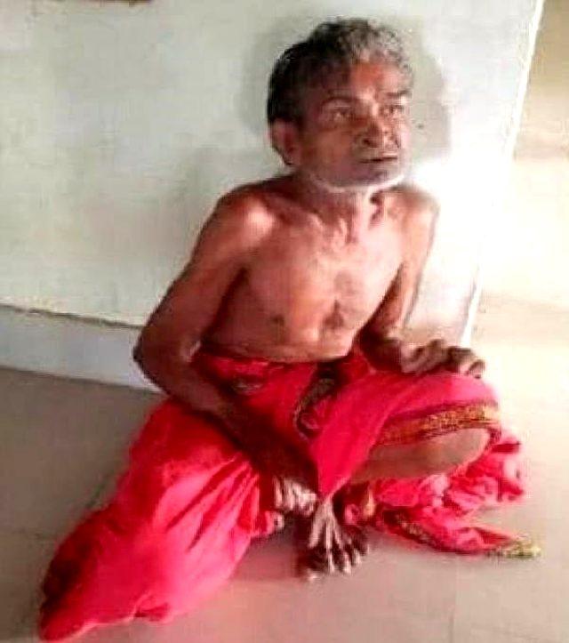 Hindistan'da rahip, koronavirüsün sona ermesi için bir kişiyi kurban etti