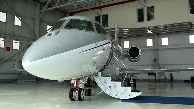 Koronavirüs nedeniyle zenginler ülkeden kaçıyor! Otobüs kalkar gibi özel jet kalkıyor