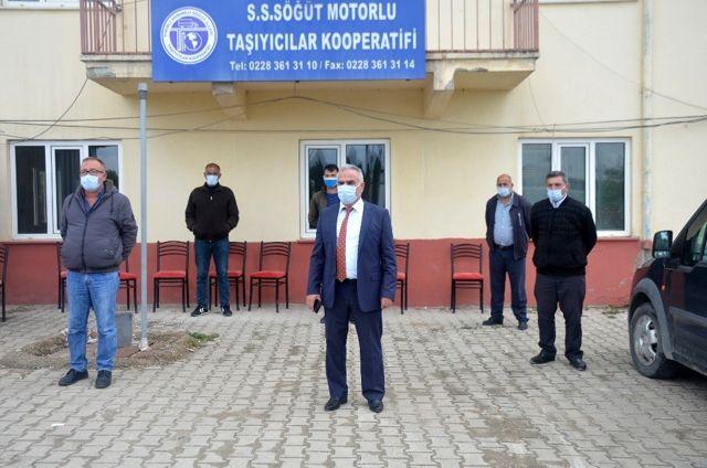 Söğütlü tırcılar MHP Genel Başkanı Devlet Bahçeli'den yardım istedi