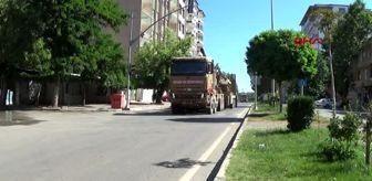 GAZİANTEP-Suriye'ye askeri sevkiyat