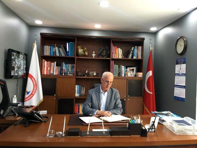 (ÖZEL) İstanbul Eczacı Odası Başkanı Sarıalioğlu: