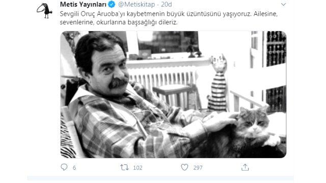 Son Dakika: Türkiye'nin önemli düşünürlerinden Oruç Aruoba hayatını kaybetti