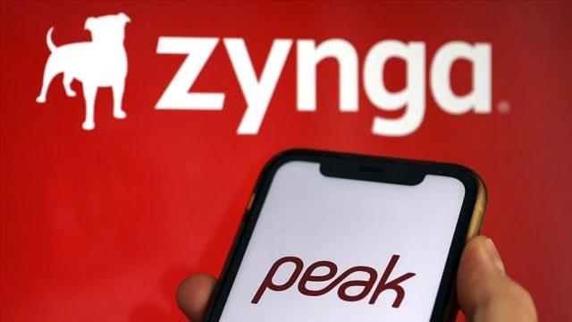 ABD'li Zynga, Türk oyun şirketi Peak'ı 1,8 milyon dolara satın aldı