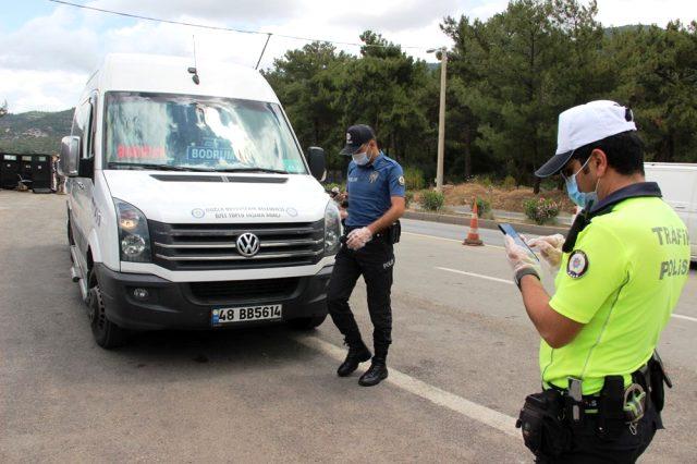 Bodrum'da kırmızı alarm! Yasak kalkınca büyükşehirlerden akın başladı