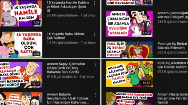 Emniyet, skandal videolar için harekete geçti! Çocuk istismarını öven YouTube kanalları kapatıldı