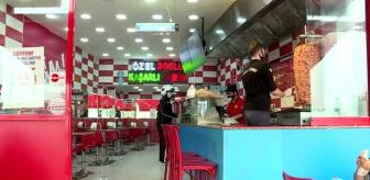 İçerenköy: İstanbul'da kontrollü normale dönüşün ilk günü restoran ve kafeler yeniden açıldı