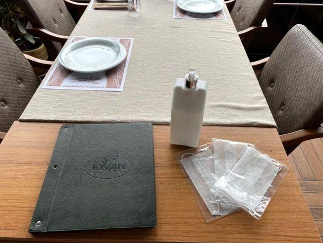 Son dakika haberi: Restoranların oturma alanları yeniden hizmet vermeye başladı