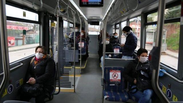 Son Dakika: Toplu taşıma araçlarının yüzde 50 yolcu alma zorunluluğu kaldırıldı