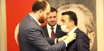 Mücahit Kaçar: Tavşanlı Belde Belediye Başkanı,AK Parti'ye geçti