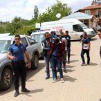 Adana'da uyuşturucu operasyonu: 5 gözaltı