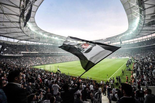 Beşiktaş'ın evi Vodafone Arena, dünyanın en ateşli 7. stadı seçildi