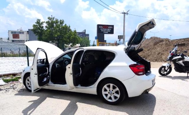 Çalıntı ihbarı yaptığı aracını geri aldığını polislere bildirmeyen sürücü ekipleri harekete geçirdi
