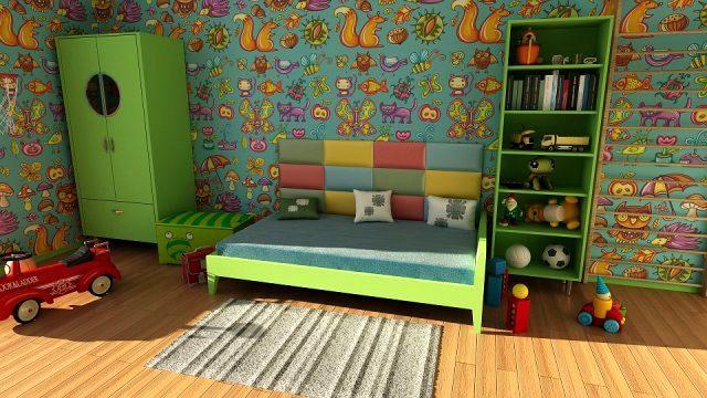 Çocuk odası dekorasyon önerileri