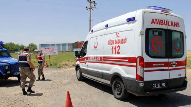Diyarbakır'da karantinaya alınan mahallede vaka sayısı 59'a yükseldi