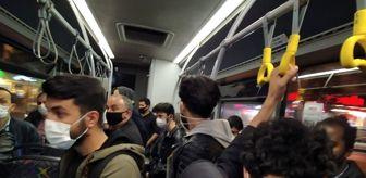 Kanuni Sultan Süleyman: Halk otobüsünde kalabalık tartışması