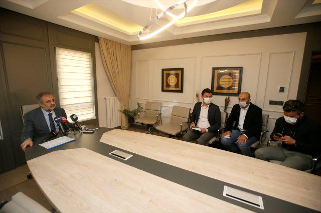 İstanbul Müftüsü Maşalı'dan Yaz Kuran Kursu ve cemaatle namaz açıklaması (2)