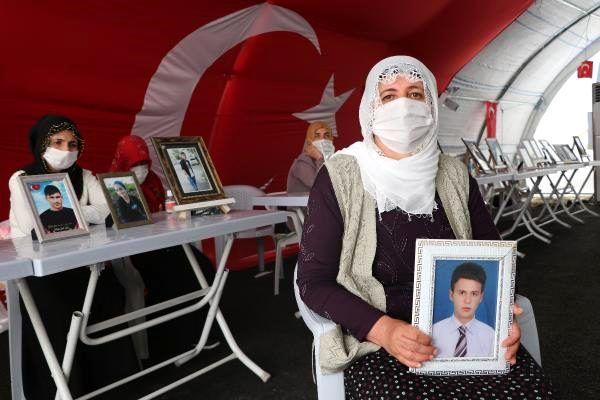 HDP önündeki eylemde 275'inci gün