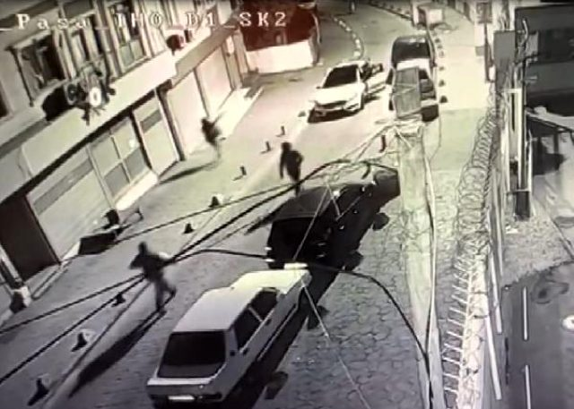 İstanbul'un ortasında yaşanan çete savaşlarının görüntüsü ortaya çıktı