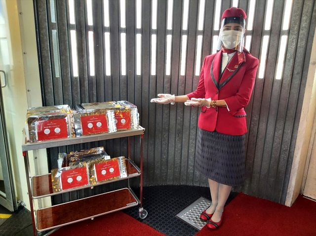 THY, yolculara hijyen seti vermeye ve uçuşlarda hijyen uzmanı görevlendirmeye başladı