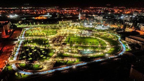 Son dakika haberi... Anadolu'nun en büyük 'Millet Bahçesi' yarın açılıyor
