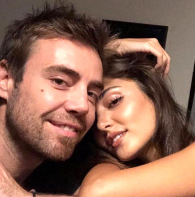 Hande Erçel, uzun ilişkinin sırrını verdi