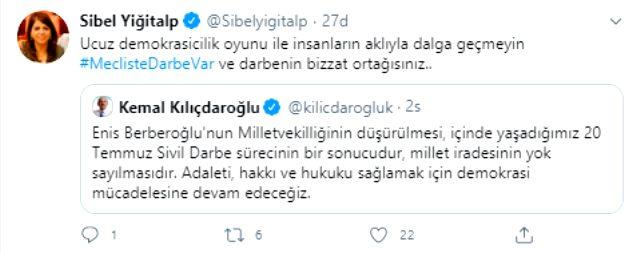 HDP'li eski vekil Sibet Yiğitalp'ten CHP'ye tepki: İnsanların aklıyla dalga geçmeyin