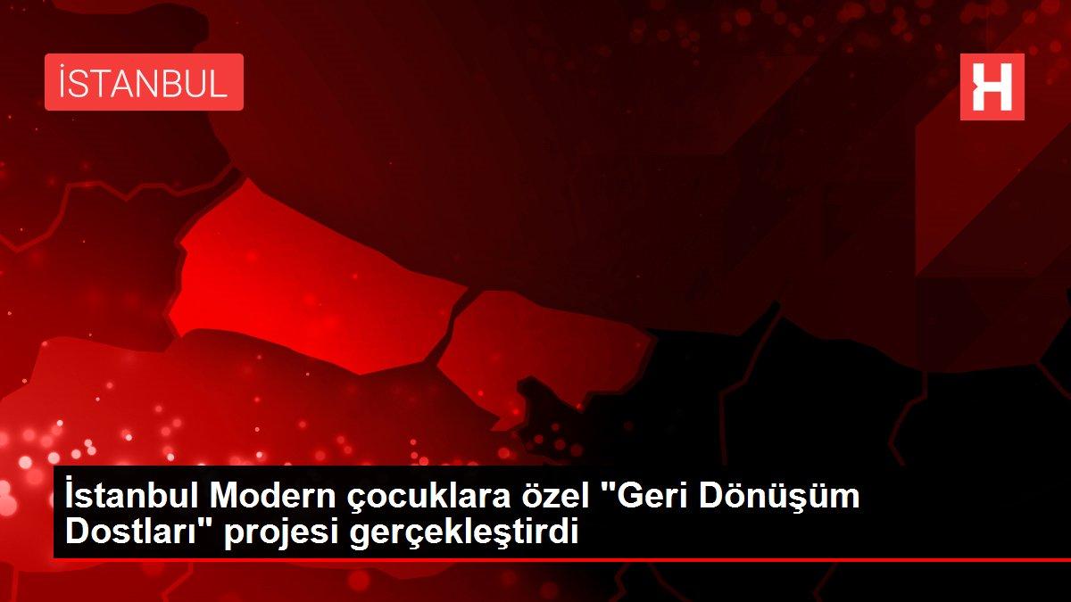 İstanbul Modern çocuklara özel