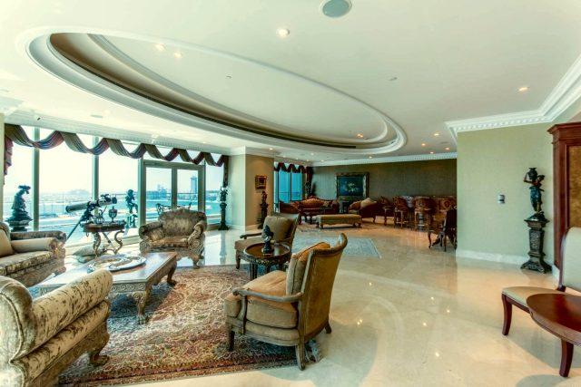 Roger Federer'in 16 milyon dolar değerindeki dairesi, görenleri şaşkına çevirdi