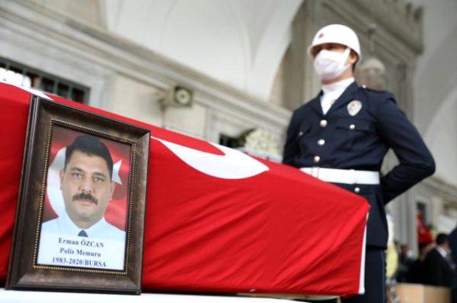 Bursa'da polisi memuru Erman Özcan'ı şehit eden zanlı suç makinesi çıktı