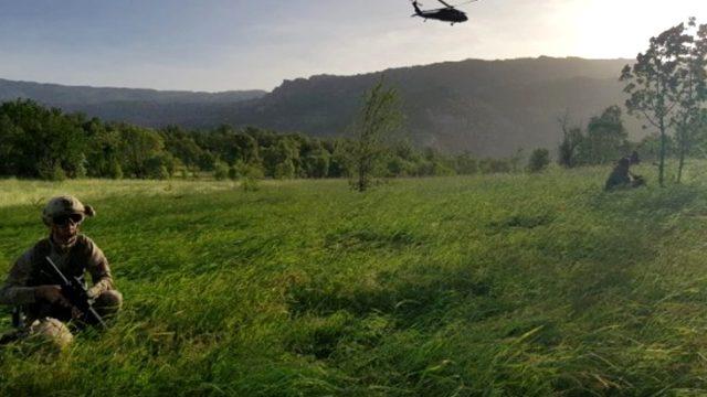 Siirt'te PKK operasyonu nedeniyle sokağa çıkma yasağı ilan edildi