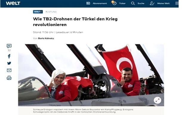 Almanlardan Türkiye'ye övgü dolu sözler: ABD'de bile bu kadar güçlüsü yok