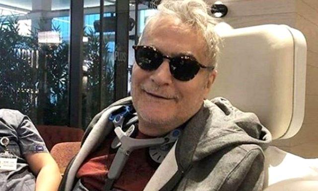 Mehmet Ali Erbil'den duygulandıran sözler: Keşke hiç servetim olmasaydı da sağlığım olsaydı