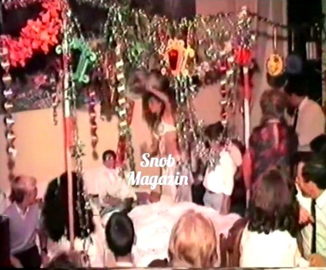 Sibel Can'ın yıllar önce sünnet düğününde dansözlük yaptığı görüntüler ortaya çıktı