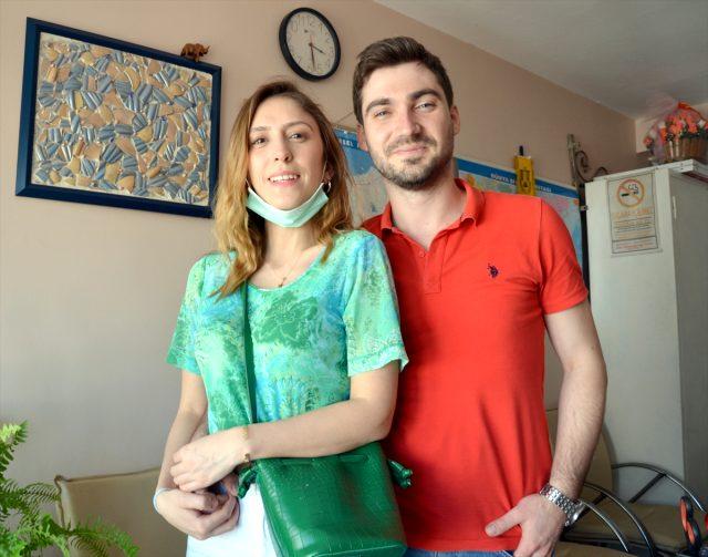 'Trafik kazası' diye gitti evlilik teklifi aldı
