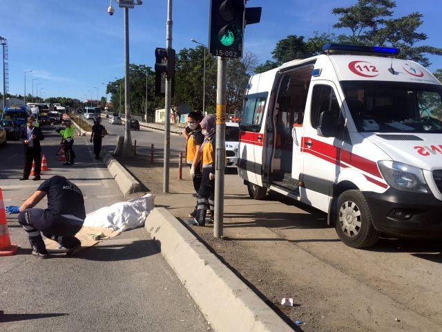 Yayayı ezerek öldüren otobüsün şoförü: Ezdiğimi durağa varınca öğrendim
