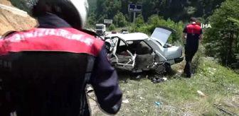 Bülent Ecevit Üniversitesi: Bitirilemeyen karayolunda kaza: 10 yaşındaki Eymen öldü