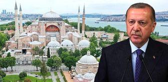 Erdoğan, Ayasofya'nın ibadete açılması için talimat verdi; kurmayları kararname üzerinde çalışıyor